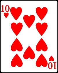 Dez de Copas