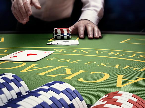 probabilidades do blackjack